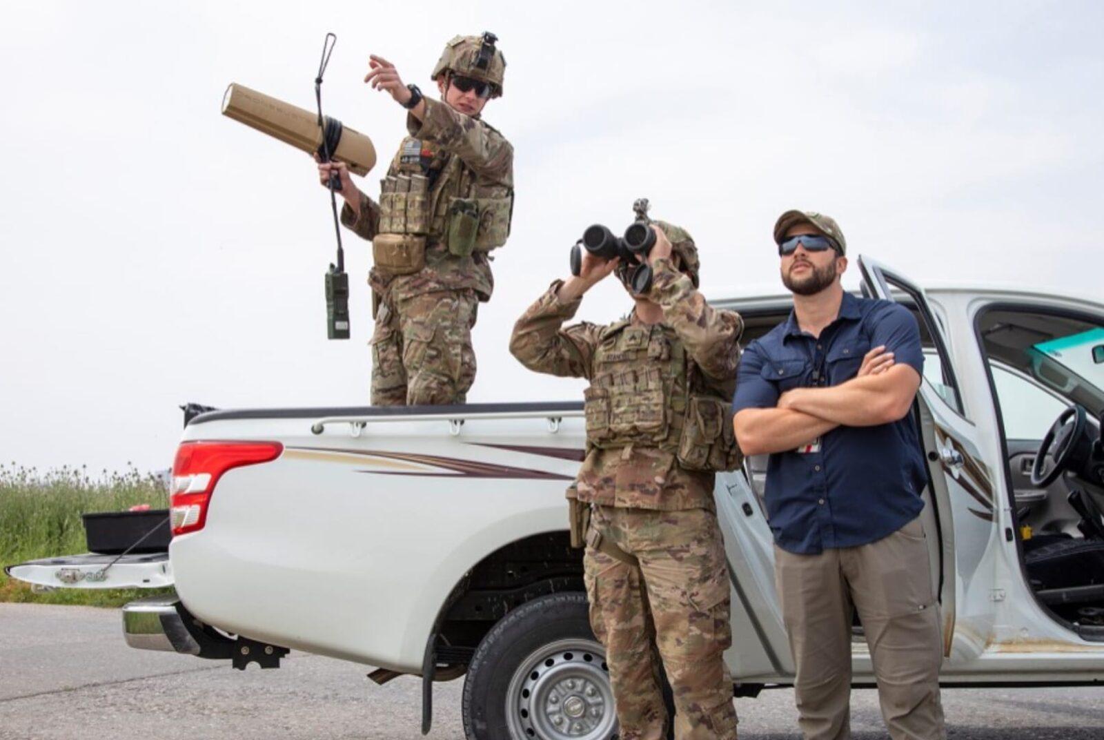 Пентагон создаёт программу по подготовке специалистов по уничтожению дронов.