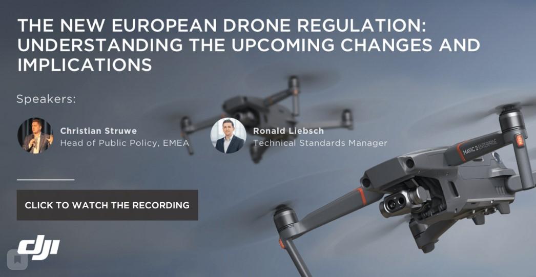DJI изучает возможность присвоения идентификационных меток CE на дроны.