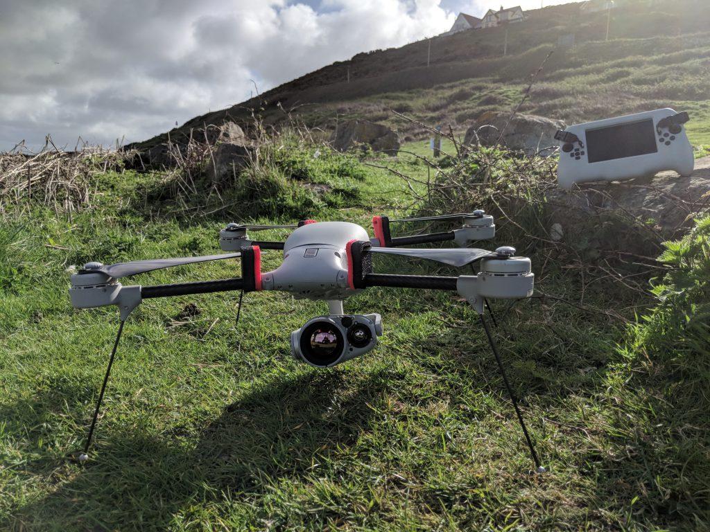 Дрон Indago 3 от Lockheed Martin был выбран швейцарской армией для тактической разведки и наблюдения.