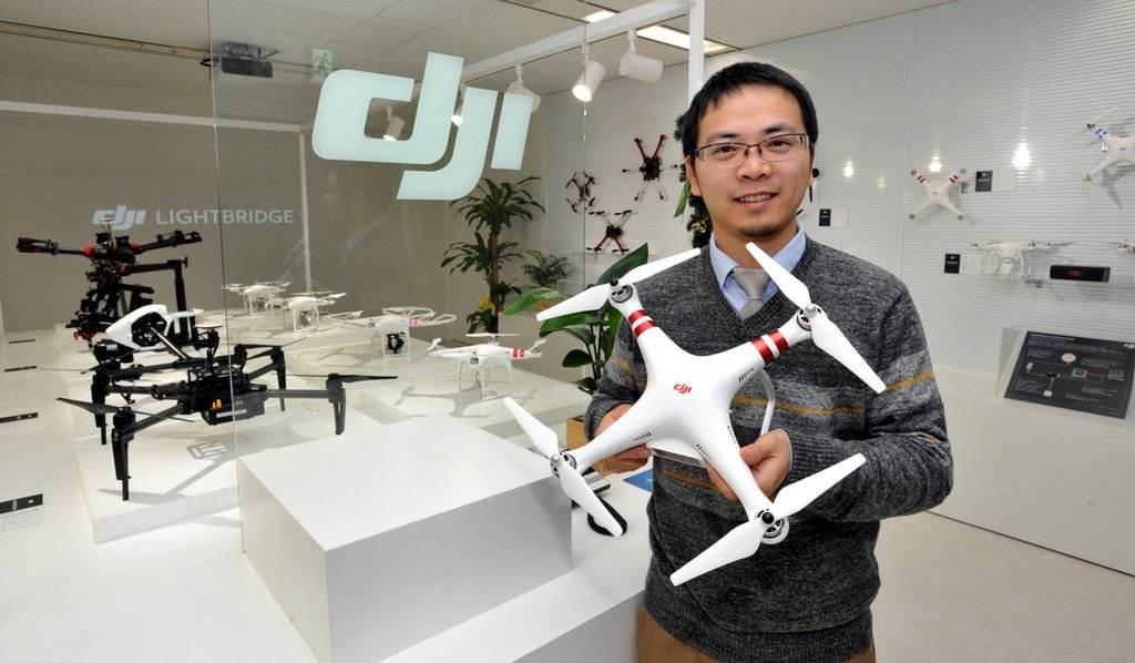 Япония ужесточает правила использования дронов.