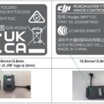 Блок управления DJI Robomaster TT Minor