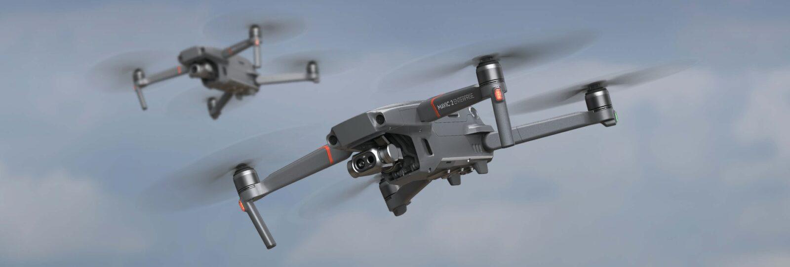 DJI начал подсчет и отслеживание количества людей, чьи жизни были спасены с помощью дронов.