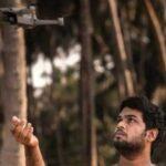 Парень спасает рыбаков с помощью квадрокоптера