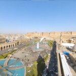 Пилот FPV дрона снял красивое видео в Ираке