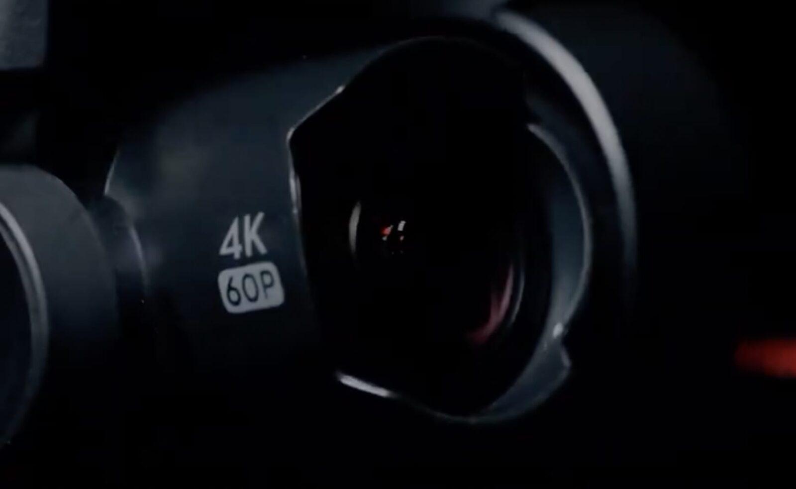 Дрон DJI FPV: видео 4K со скоростью 60 кадров в секунду, 120 Мбит / с и D-Cinelike!