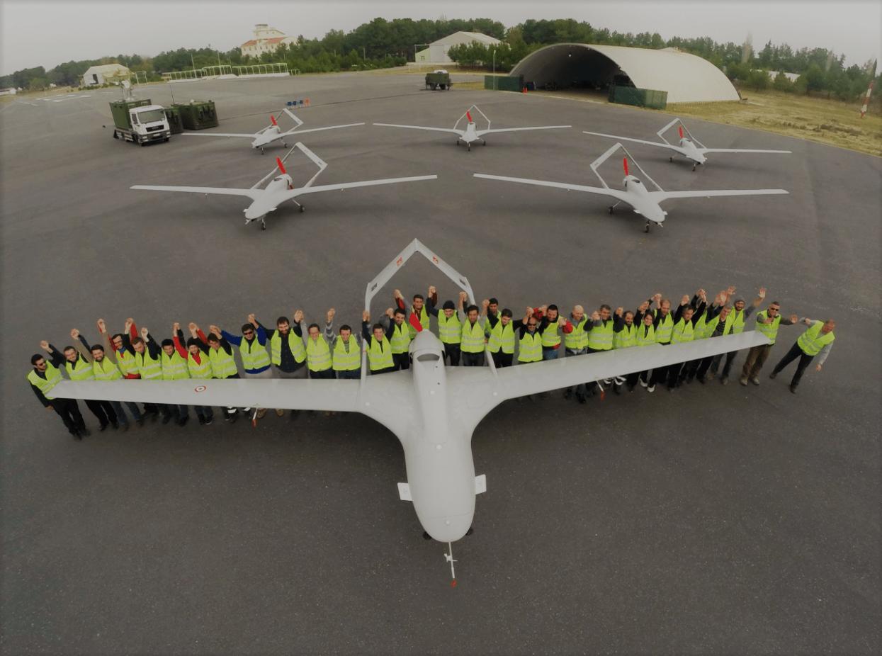 Саудовская Аравия купит боевые дроны Bayraktar TB2