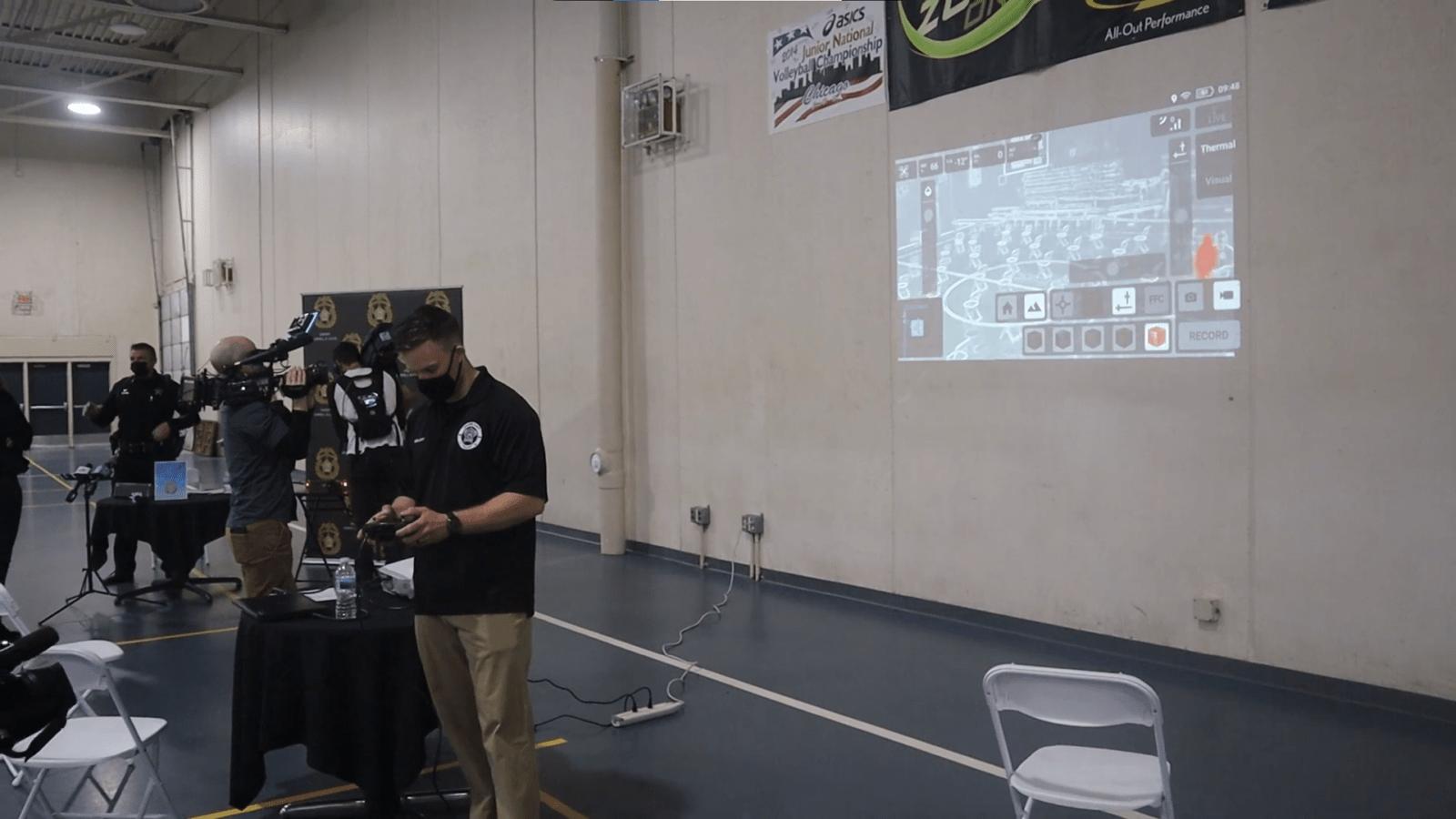 Департамент шерифа Милуоки поделился с общественностью планами по созданию нового подразделения с дронами