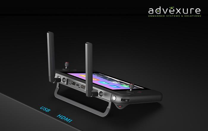 Autel выпускает Smart Controller для дрона EVO II