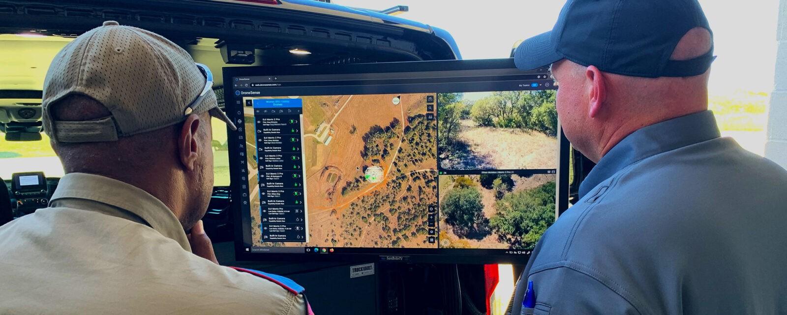 Компания DroneSense анонсировала новые возможности мобильного стриминга и отслеживания объектов
