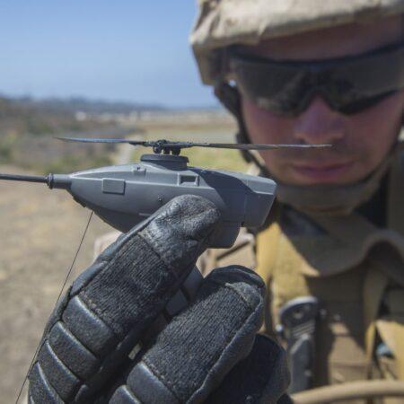 Новый заказ дронов Black Hornet 3