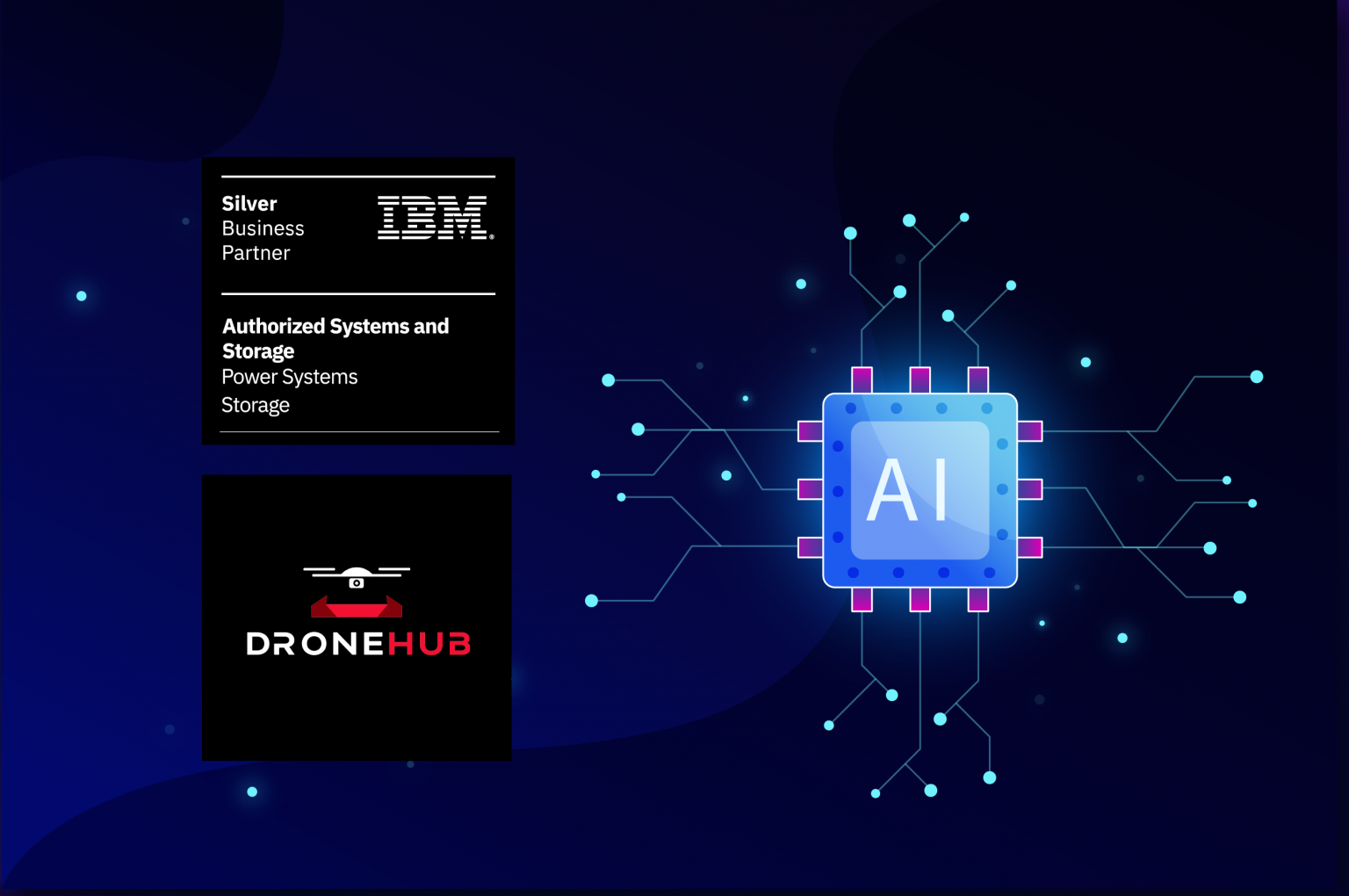 IBM с помощью AI повысит эффективность услуг беспилотного мониторинга