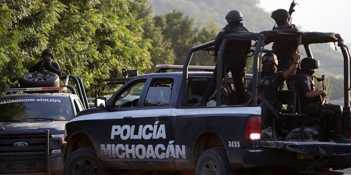 Мексиканские банды используют дроны для нападений на полицию