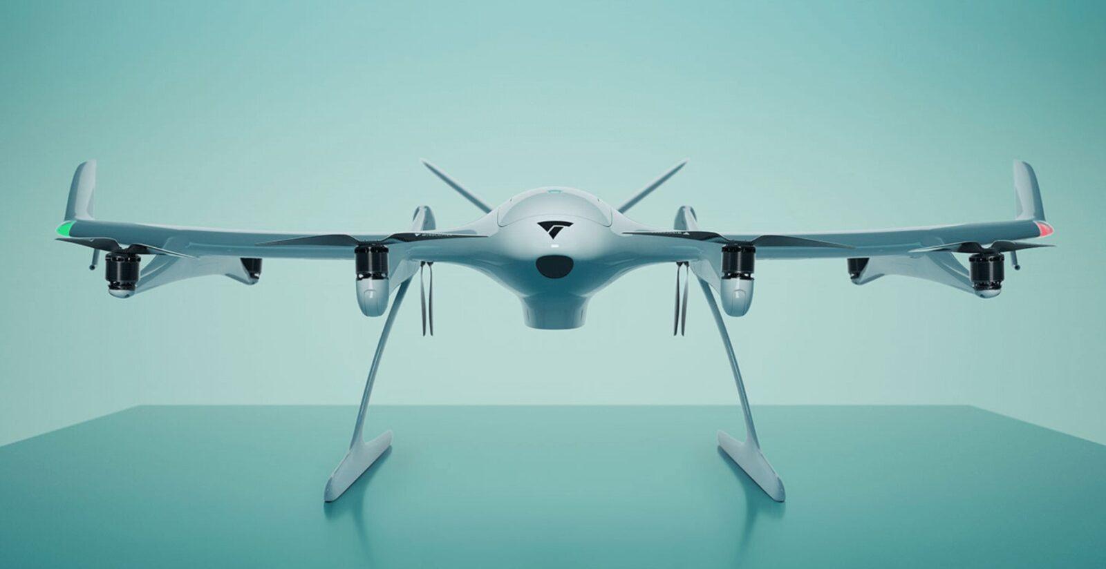 Новый успех компании Wingcopter в сфере доставки грузов дронами