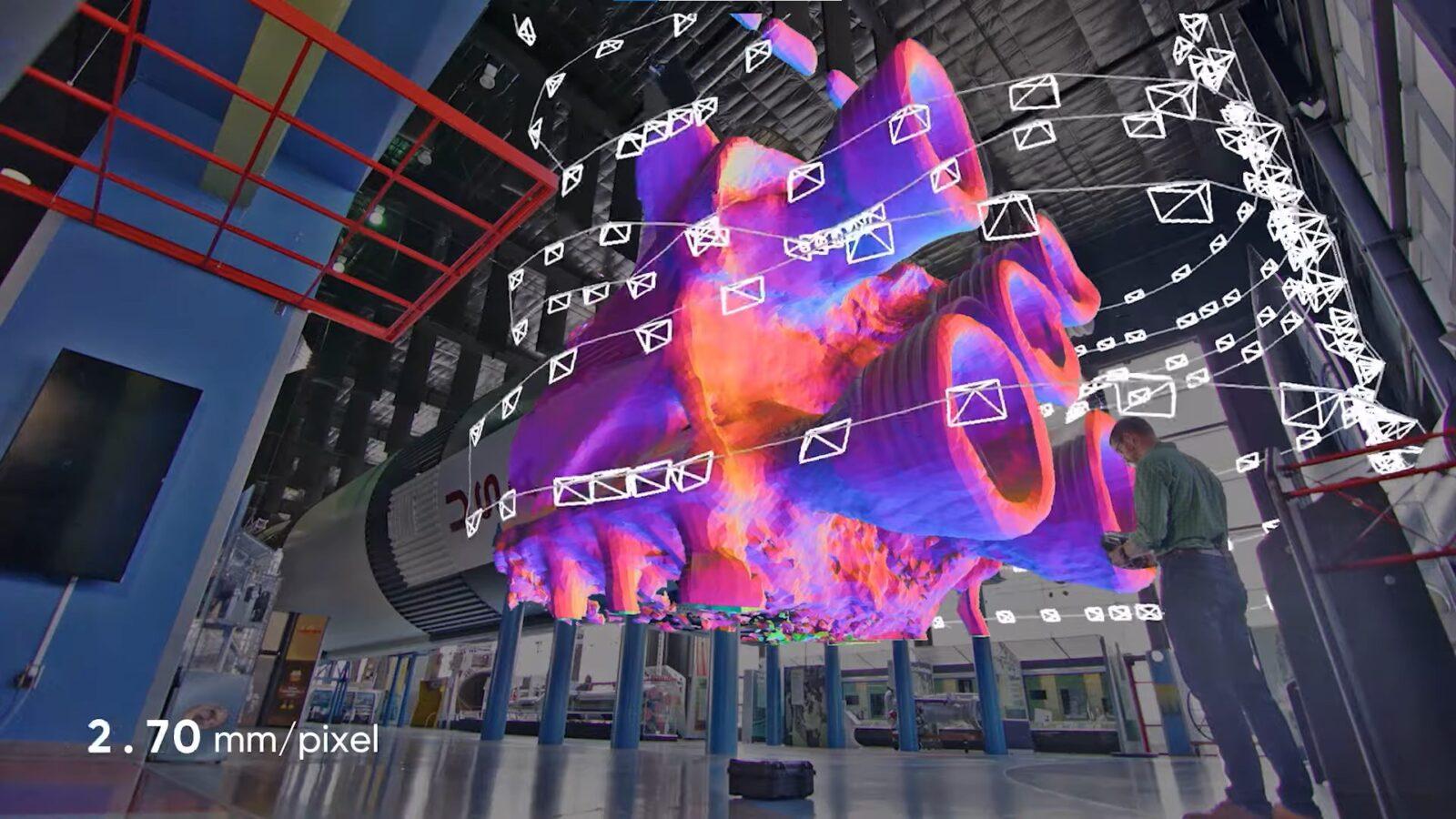 Компания Skydio представила программу Skydio 3D Scan для своих квадрокоптеров Skydio2 и Skydio X2