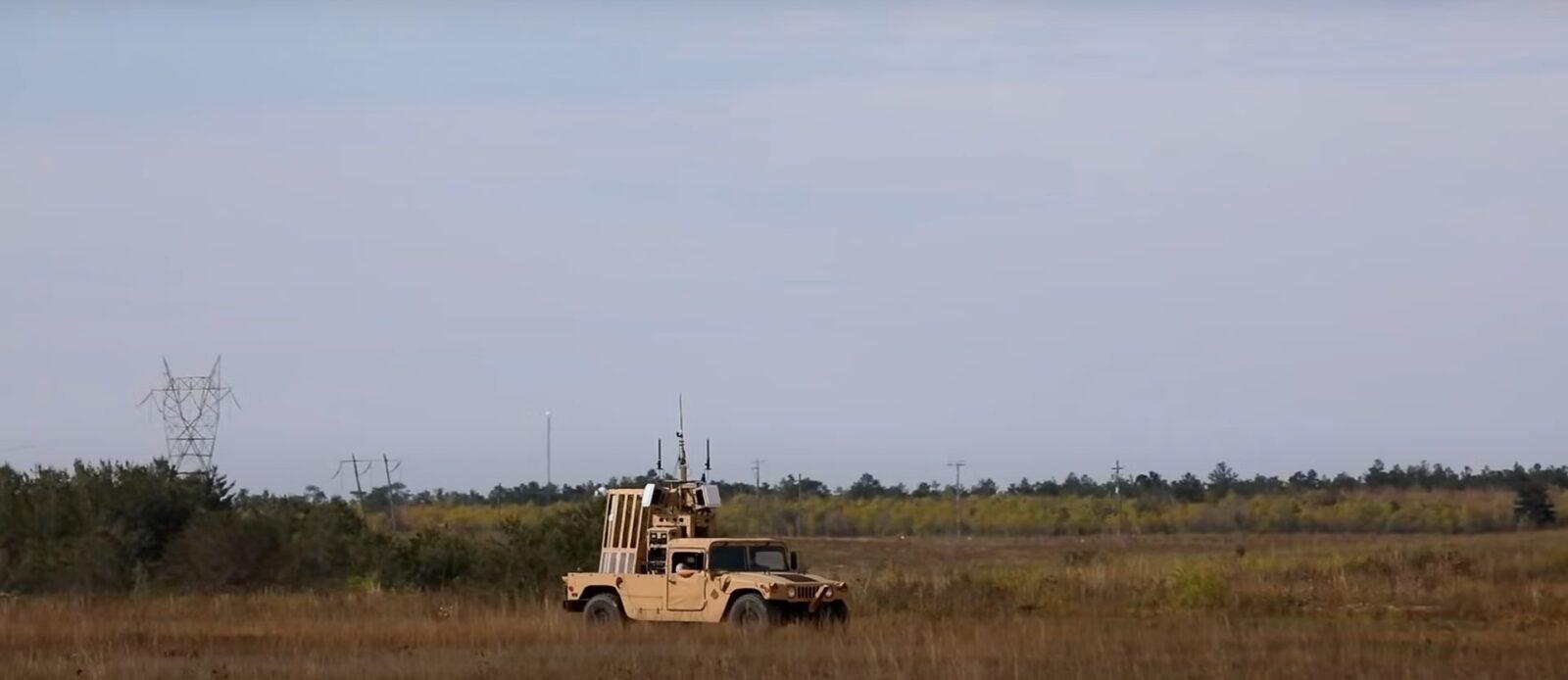 DARPA представила новый способ уничтожения чужих квадрокоптеров