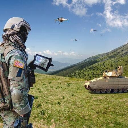 Армия,Беспилотники и ИИ