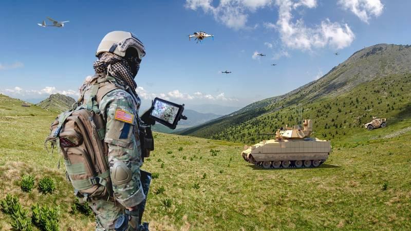 Армия США сосредоточит усилия на взаимодействии ИИ и людей.
