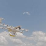 Беспилотная доставка компании Wing