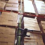 Дрон на складе