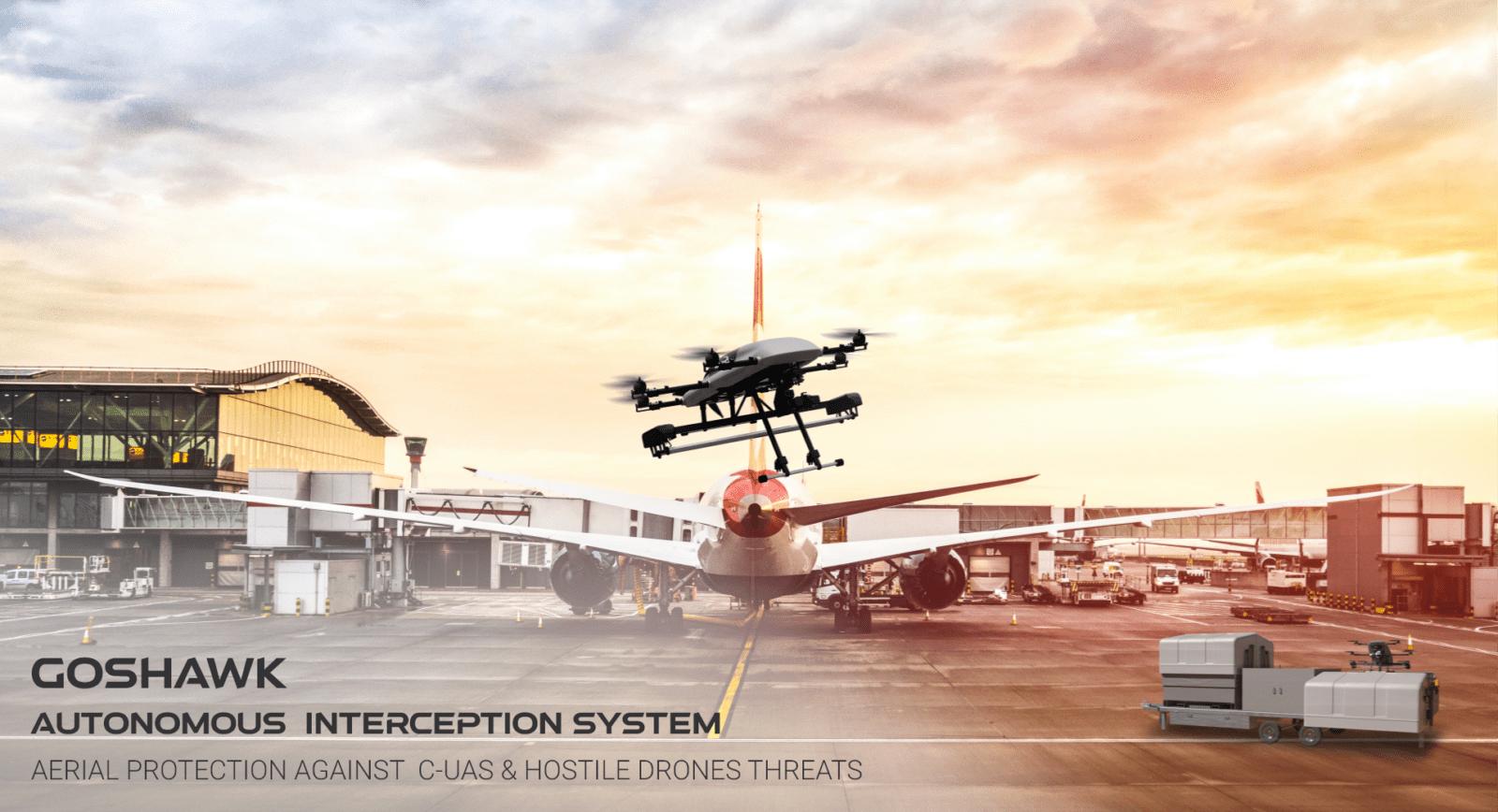 Компания RoboTiCan успешно провела испытания системы перехвата дронов для МО США